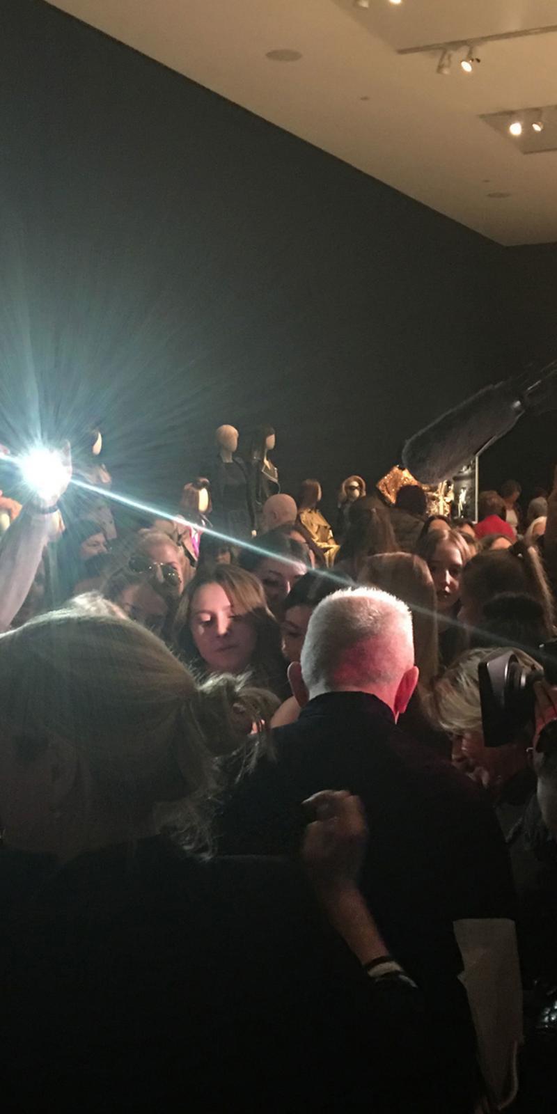 Gaultier verlässt die Party