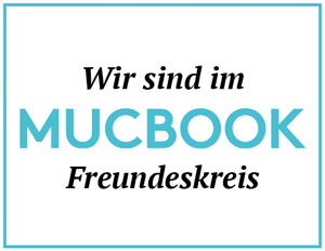Blog in Orange- Mein MUCBOOK Tagebook