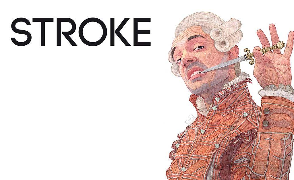 Stroke Art Fair - Gewinnspiel