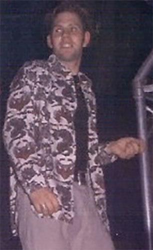 Sascha Walk - Mitte der 90er