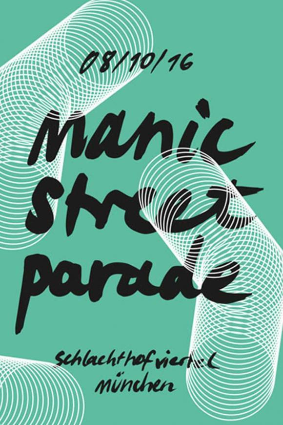 manic street parade - Logo - 2016
