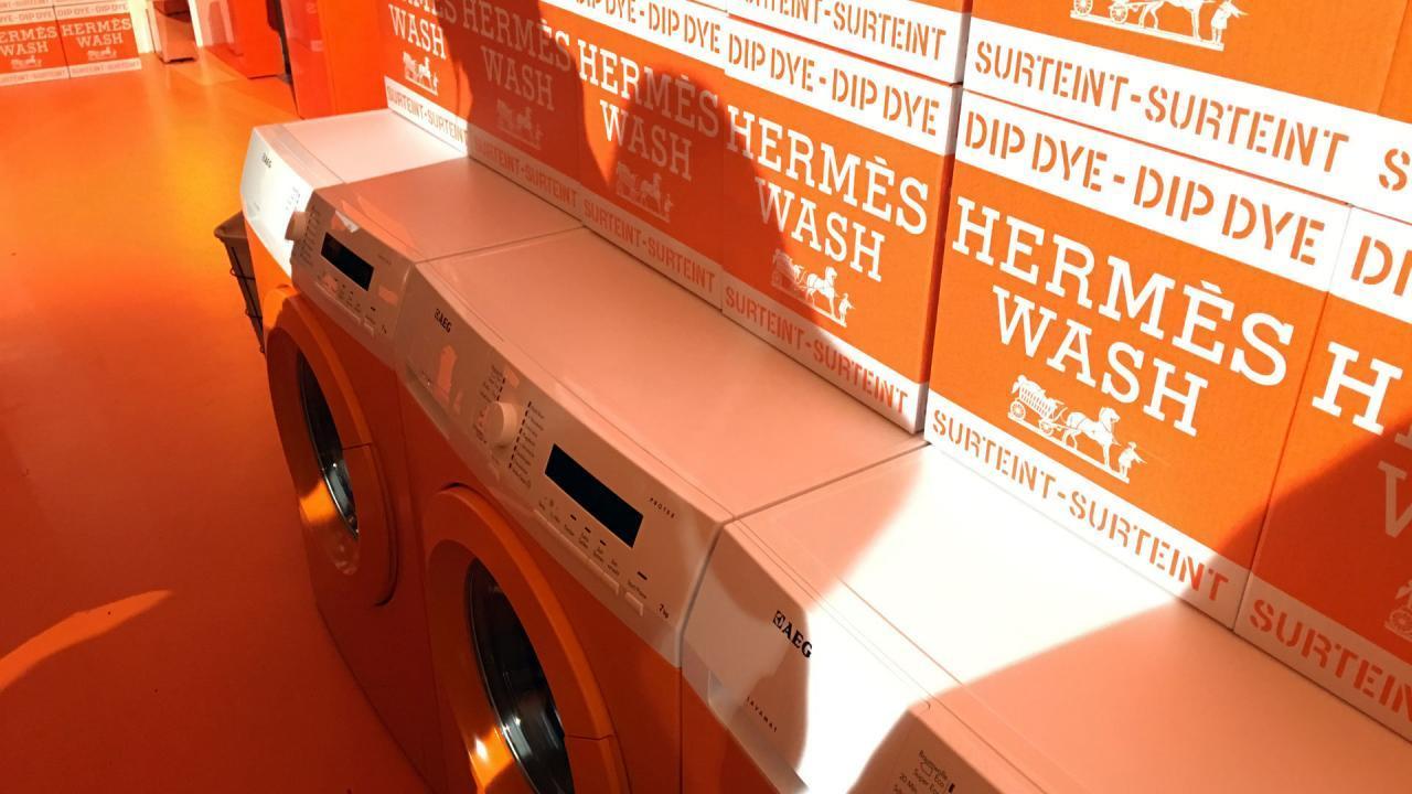 HermèsMatic - Waschmaschinen
