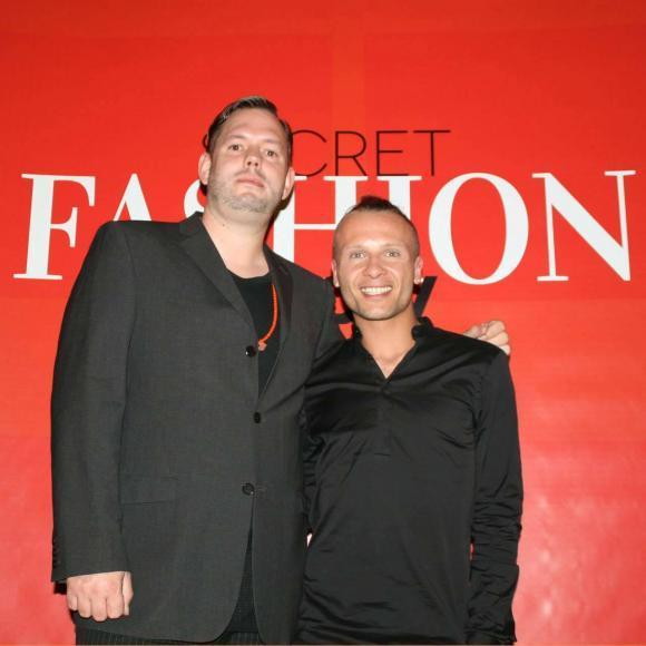 Emil Kusmirek & Sascha Walk @ Secret Fashion Show Vol. 6