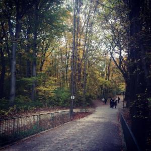 Englischer Garten - Nordteil - München