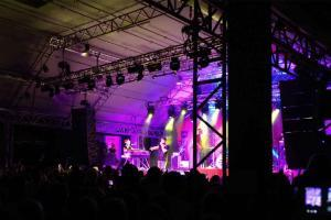 Blick auf die Bühne - Mark Forster - Tape Tour