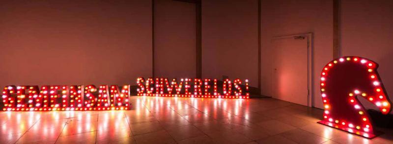 Hermes - Gemeinsam Schwerelos - Store Opening 2017
