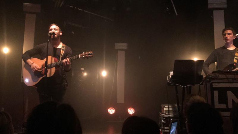 Lions Head - Konzert München - 12.2016 - Bild 2 von 2