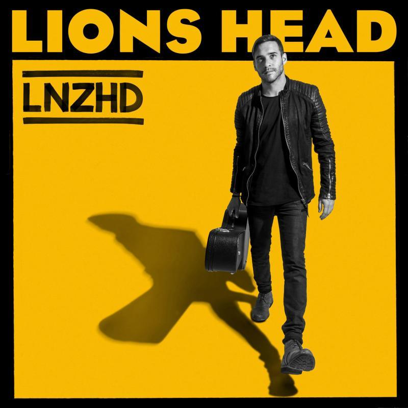 Lions Head - LNZHD - Album Cover
