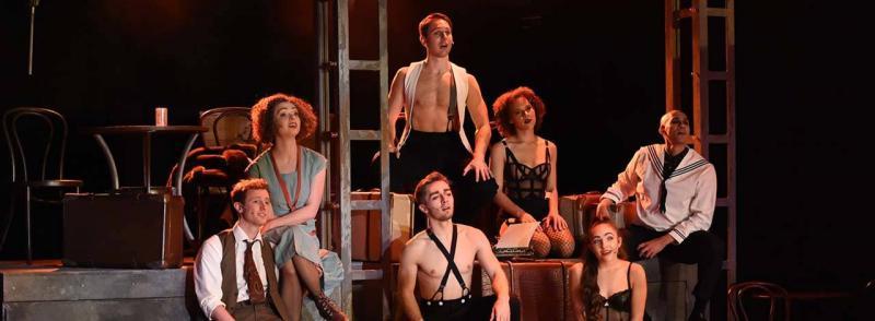 Cabaret - Musical - Titelbild